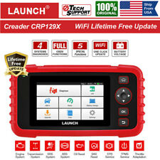 LAUNCH OBD2 Scanner CRP129X Car Code Reader Diagnostic Tool for ABS SRS Engine