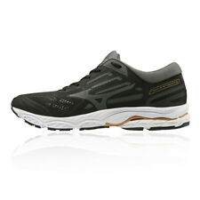 Mizuno Mens Wave Stream 2 Running Shoes Trainers Sneakers - Black Sports