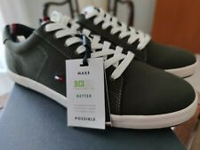 Scarpe Sneakers Basse Tommy Hilfiger 44 Iconic Long Lace Nuove con Scatola