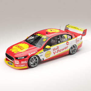 Authentic Collectables 1:18 Ford FGX Falcon 2017 Sandown 500 Coulthard/D'Alberto