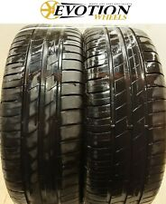 1855515 GOODYEAR 185 55 15 82V EFFICIENT GRIP Used Part Worn 6.4mm x 2 Tyres