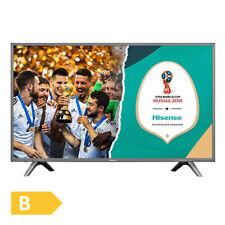 Hisense H43NEC5605 109cm 43 Zoll LED Fernseher 4K Ultra HD HDR Smart TV DVB-T2