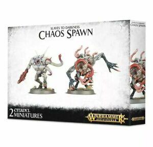 Chaos Spawn Slaves to Darkness Daemons Age of Sigmar Warhammer 40K NIB