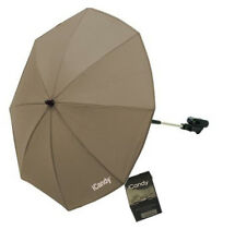 iCandy Peach Fudge Beige Parasol + iCandy Clamp *Free UK Postage* New in Pack