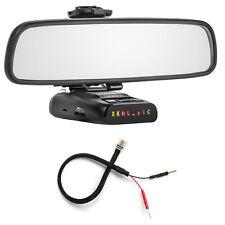 Зеркало кронштейн + зеркало провод шнур питания для Uniden DFR