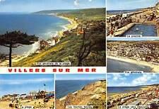 France Villers sur Mer multiviews La plage Les Vaches Noires La piscina Beach