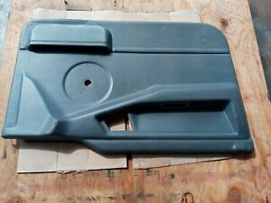 1990 Geo Tracker 2 Door Driver Side Door Panel  1989-1997 OEM