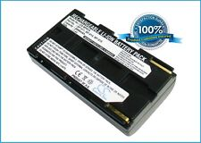 7.4 V BATTERIA PER CANON ES55, G1000, ucv20, ES50, g35hi, uc-v30, ucv10hi, V72, vi