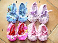 Chaussons chaussures NEUFS bébé 0/3 mois - 4 modèles au choix - SOLDES