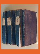 M. Orfila LEÇONS DE MÉDECINE LÉGALE 1828 Complet en 3 tomes + volume de planches