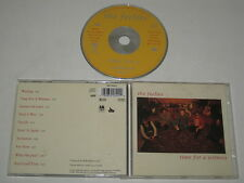 THE FEELIES/TIME FOR A WITNESS(A&M 395 344-2) CD ALBUM