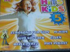 HITS VOOR KIDS 5 (2 CD - 2003) Suske & Wiske, Samson & Gert, Piet Piraat,...