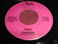 TIERRA - TOGETHER / ZOOT SUIT BOOGIE - ASI 45 SOUL