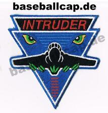 Patch ricamate n. 7 INTRUDER Aircraft Colour ricamate patch emblemi