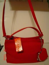 ESPRIT RED[600] PURSE, 7401050,UNUSED,NEW  TAGS,PAPER ETC ,CHANGE PURSE ETC