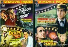 SHERLOCK HOLMES Terror/Dressed/Baskerville NEW 2 DVD
