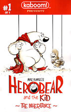 HEROBEAR AND THE KID The Inheritance #1 New Bagged