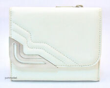 MIMCO SPEAKEASY TAB WALLET IN BLEACH COLOUR LEATHER