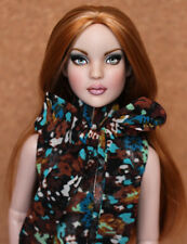 "OOAK Tonner Tyler Repaint ""Cami"" doll Redhead by BYD_atelier"