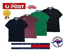 105a9dd06 SALE  Tommy Hilfiger Original Mens polo T Shirt Short Sleeve S M L XL