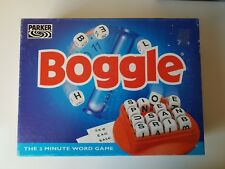 Boggle Word Game by Parker Brothers 1996 - Complete - good condition.