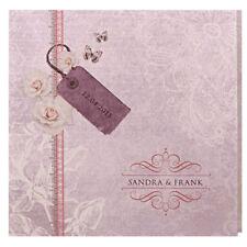 SALE% Einladungskarten Hochzeit Einladung Umschlag Hochzeitseinladung 723009