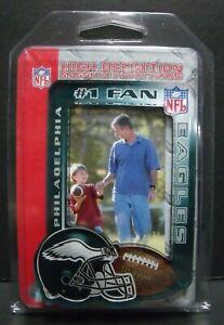 WinCraft  Philadelphia Eagles #1 Fan High Definition Magnetic Photo Frame  NIP