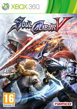 Soulcalibur V (5) ~ XBox 360 (Photo copy Wall Paper)