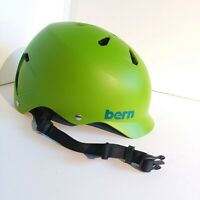 New! Bern Watts Water Sports Helmet Wakeboard Whitewater Kayak Snowboard Ski