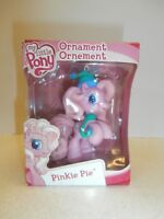 My Little Pony 2010 Pinkie Pie Holiday Christmas Ornament NEW