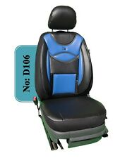 Fiat Doblo I 2001-2009  Schonbezüge Sitzbezug Sitzbezüge 1+1 Kunstleder D106