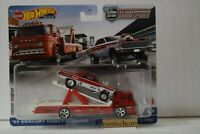 Hot Wheels Team Transporter 65 Mercury / Ford C-800 2020 Serie  Ovp 💥