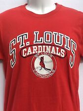 80s soft thin 50/50 MLB St. Louis Cardinals red t shirt sz M medium by Champion
