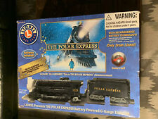 Lionel 2012 The Polar Express Battery Powered G Gauge Train Set 7-11022