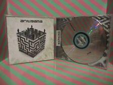 ANTIGAMA Warning CD