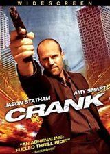Crank  (Dvd)  2006 (Widescreen)   Jason Statham    Amy Smart