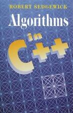 Algorithms in C++, Robert Sedgewick, 0201510596, Book, Acceptable
