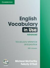 English Vocabulary in Use Advanced with Answers and CD-ROM-Michael McCarthy, Fe