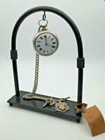 Antique Pocket Watch Holder Stand