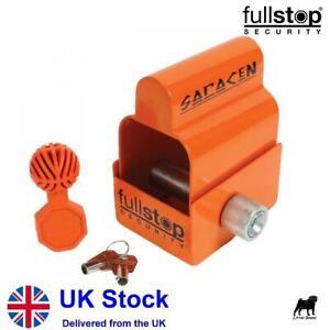 Saracen Caravan Trailer Security AL-KO Hitch Lock - FHL400