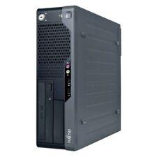 PC FISSO SFF DESKTOP COMPUTER FUJITSU 4GB E5730 INTEL WINDOWS 7 RICONDIZIONATO