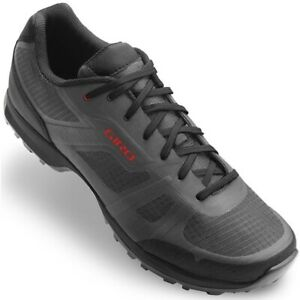 Giro Gauge W size 9 Women MTB Shoe - titanium/dark shadow Mountain Bike Shoe