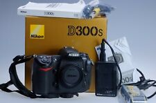 Nikon D300S 12.3MP Digital SLR Camera Body - Black