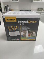 Wagner W510 Universal Paint Sprayer - Brand New