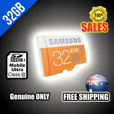 GENUINE SAMSUNG 32GB micro SD Class 10 PLUS Card SAMSUNG GALAXY S3 S4 NOTE II
