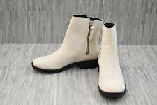 Sorel Phoenix Boots, Women's Size 8, White