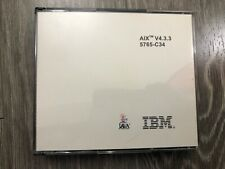 Vintage IBM Java AIX V4.3.3 5765-C34 Software