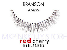Red Cherry Lashes 747XS False Eyelashes [LOT OF 3] NEW*