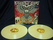 Earthless From the Ages 2xLP Yellow Vinyl Golden Void Harsh Toke Mondo Drag ASG