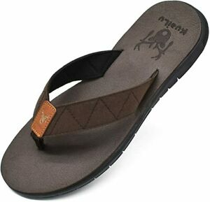 Tong Homme Confortable Ete Antiderapante Plage Piscine Taille 42